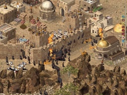 Stronghold Crusader Extreme - screen #1
