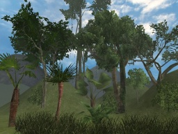 Vegetation package