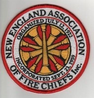 New Englend Association of Fire Chiefs CT