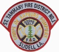 St Tammany Fire District 1 LA