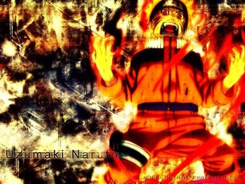 fire of naruto