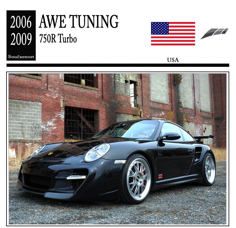 AWE Tuning 750R Turbo