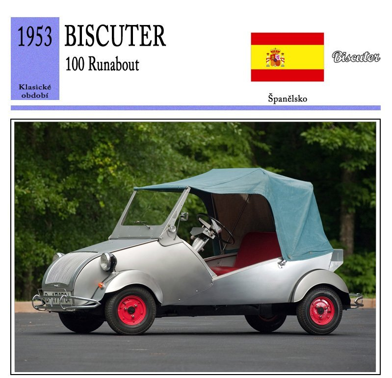 Biscuter 100 Runabout