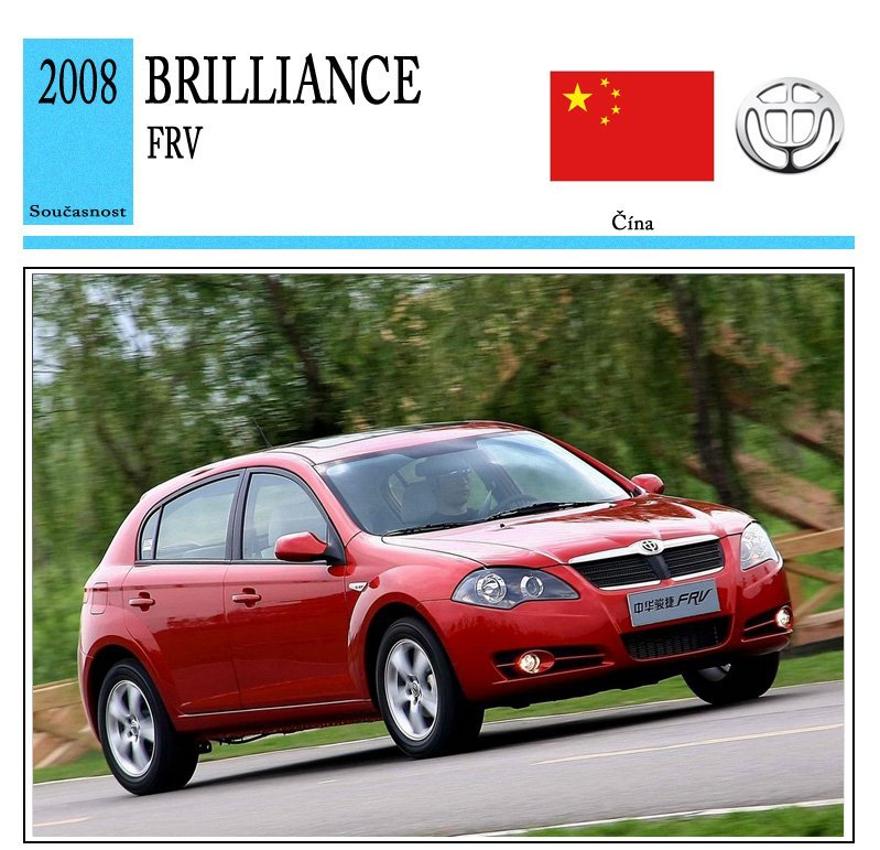 Brilliance FRV