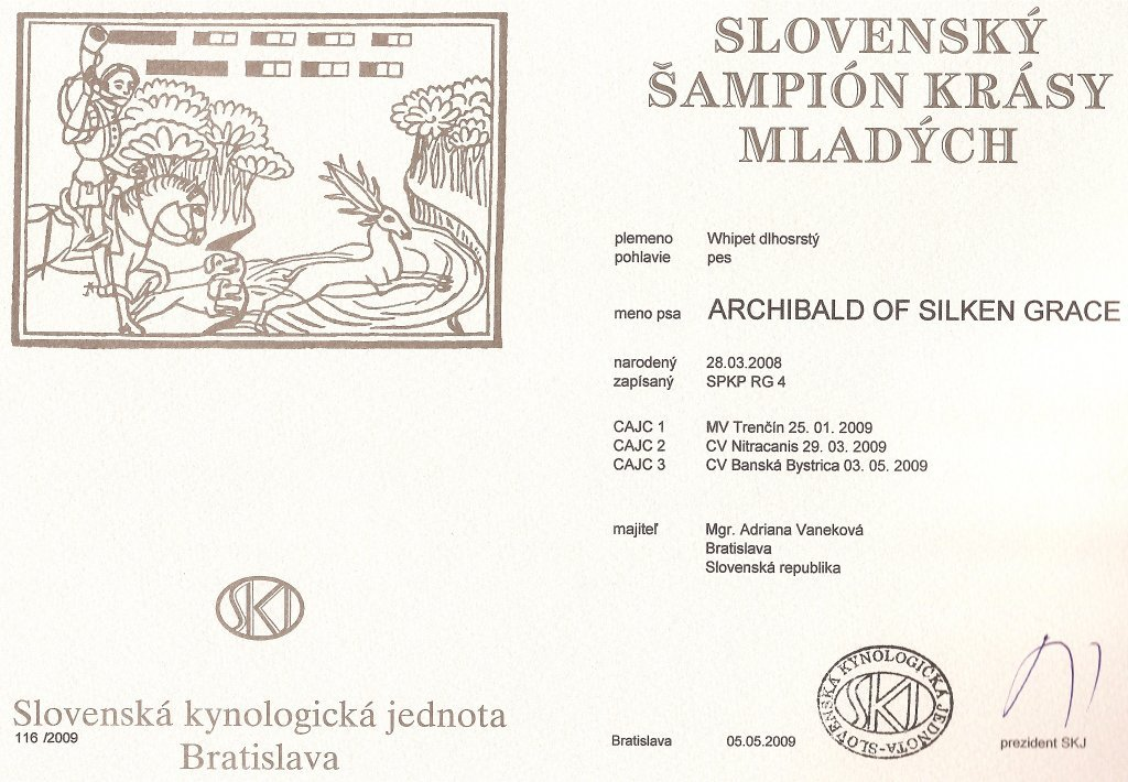 Archibald_slovensky junior sampion.jpg