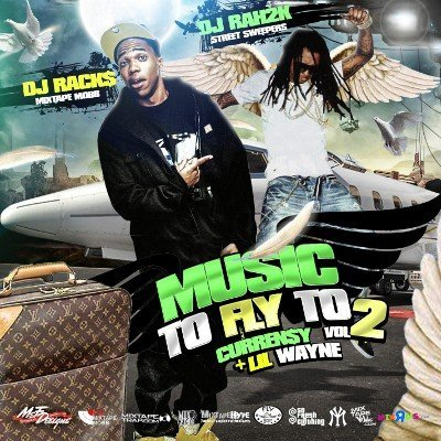 DJ Rah2k & DJ Racks - Music To Fly Too vol.2