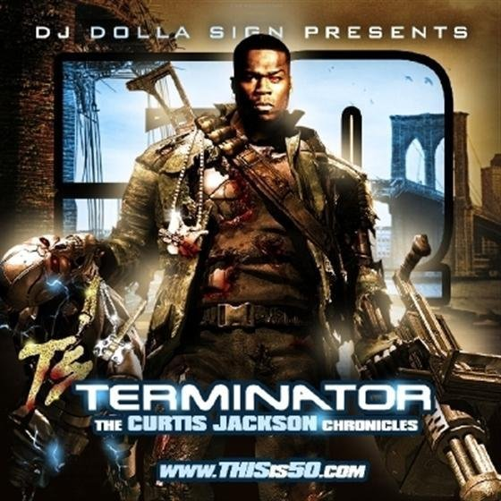 Album: Terminator (The Curtis Jackson Chronicles) File type: mp3 Bitrate: 1