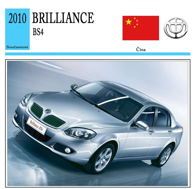 Brilliance BS4