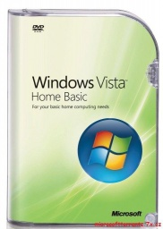 Microsoft Windows Vista Home Basic CZ