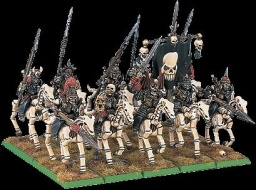 Vampire Counts Black Knight Command
