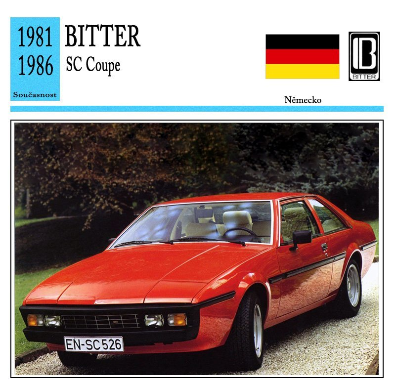Bitter SC Coupe