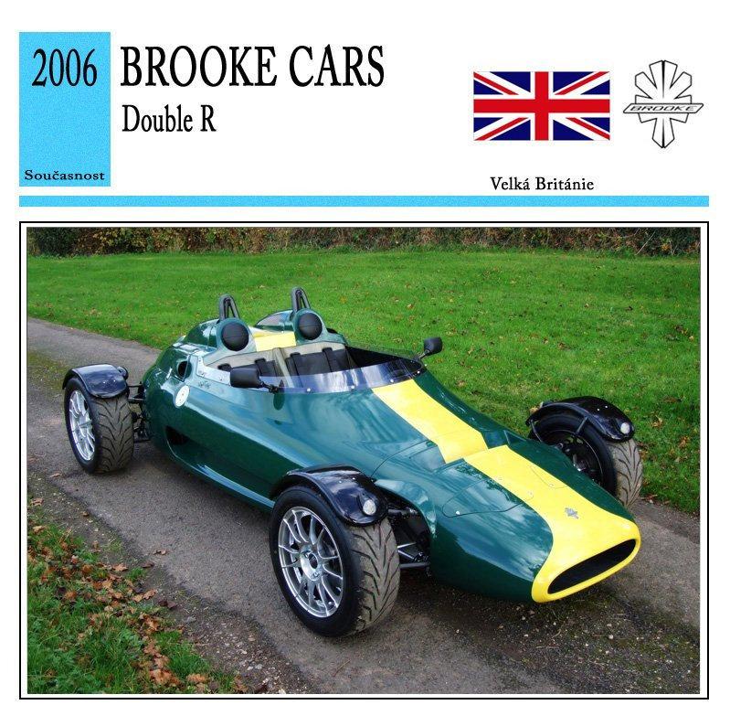 Brooke Cars Double R