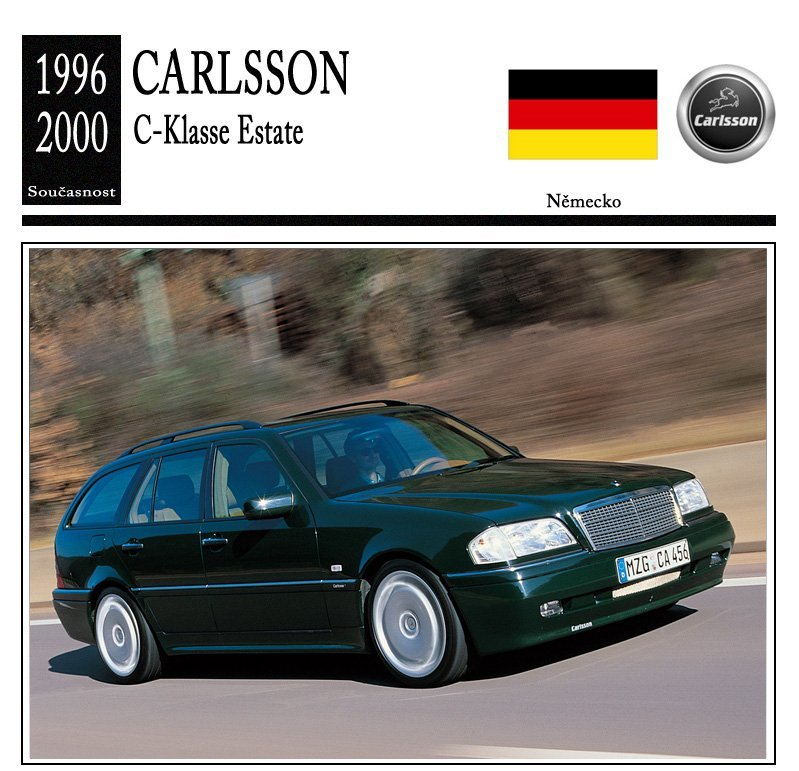 Carlsson C-Klasse Estate
