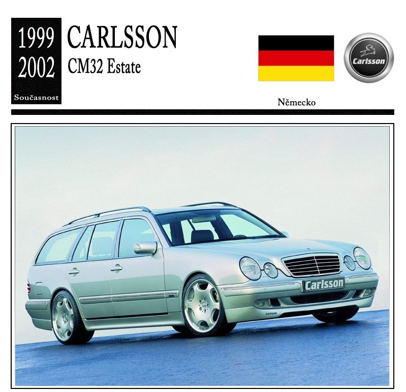 Carlsson CM32 Estate