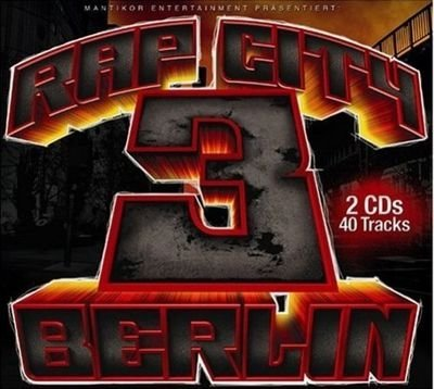 Rap City Berlin Sampler 3 (2008)